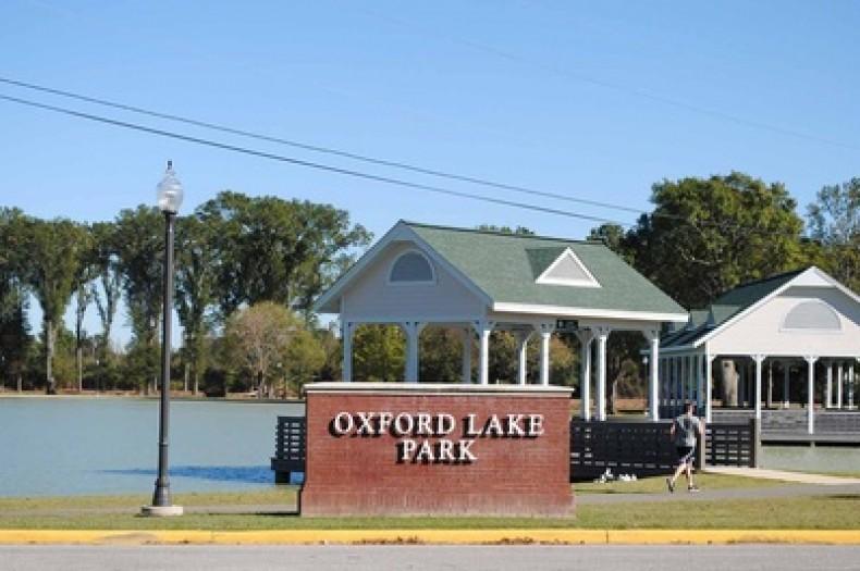 Oxford Lake Park Renovation
