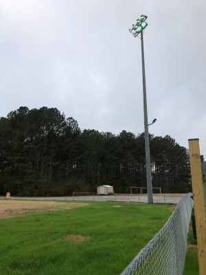 Soccer Field Lighting - GSCC