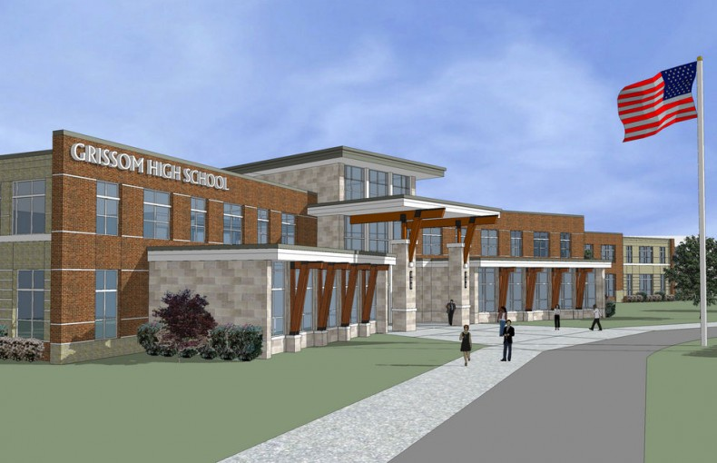 New Grissom High School Athletic Complex