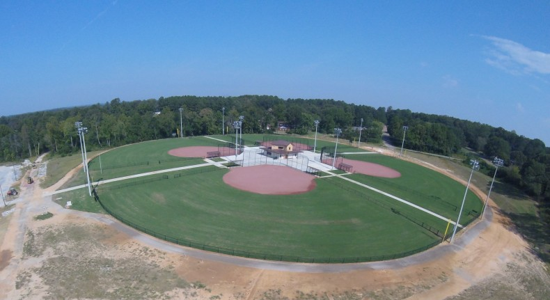 Haleyville Sports Complex