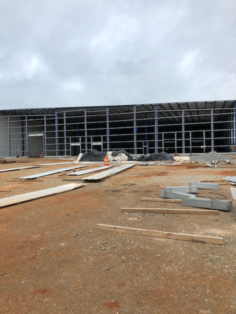 Kronospan PB Plant - Warehouse Addition