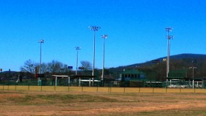 Oxford Softball Field Lighting