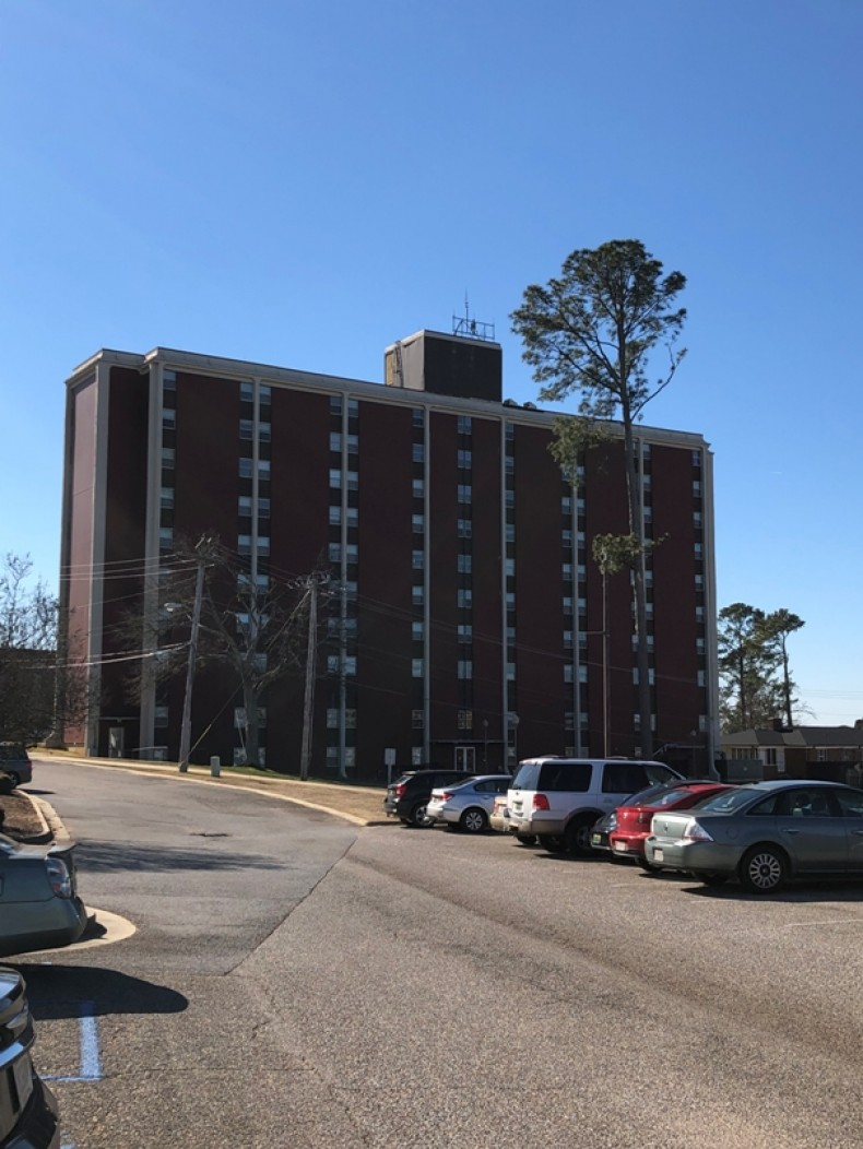 Sparkman Hall Renovation